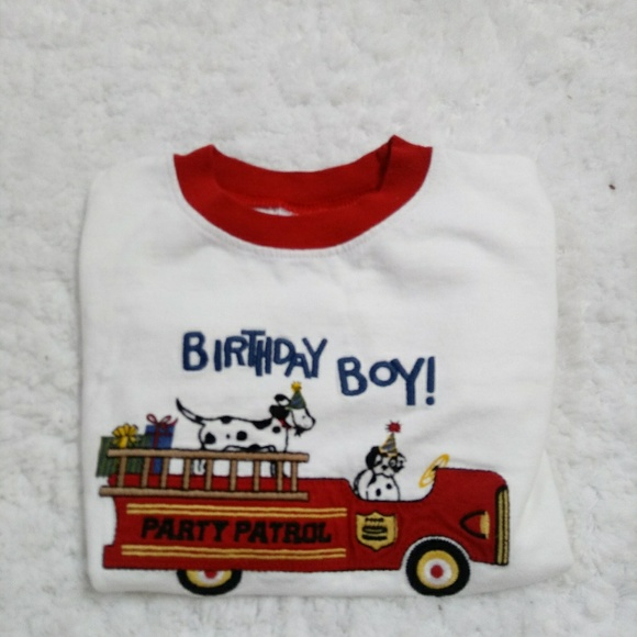 3T Birthday Boy Gymboree Shirt M 5acff55700450f2f821c008f